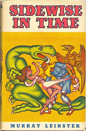 SIDEWISE IN TIME: And Other Scientific Adventures