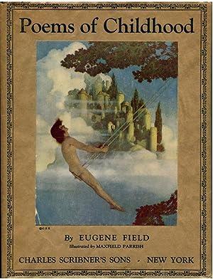 POEMS OF CHILDHOOD.: Field, Eugene (Maxfield