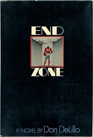 END ZONE.: DeLillo, Don.