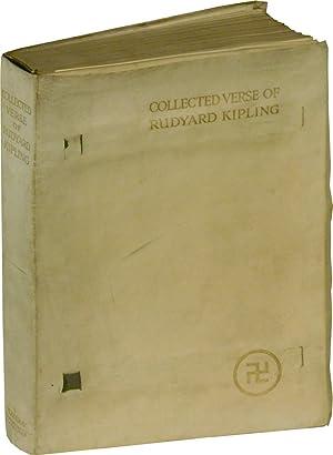 COLLECTED VERSE OF RUDYARD KIPLING.: Kipling, Rudyard.