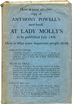 AT LADY MOLLY'S.: Powell, Anthony.