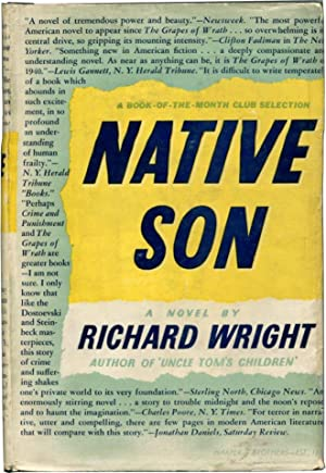 NATIVE SON.: Wright, Richard.