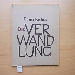 Die Verwandlung. Mit Lithographien von Mikhail Karasik.: Kafka, Franz; Karasik,Mikhail