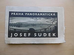 Praha Panoramaticka.: Sudek, Josef