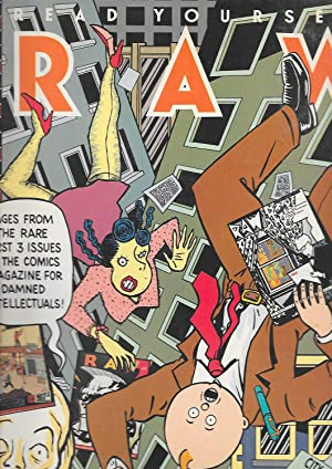 RAW. Pages From the Rare 3 Issues: SPIEGELMAN (Art) et