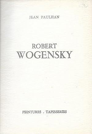 Robert Wogensky.: PAULHAN (Jean).