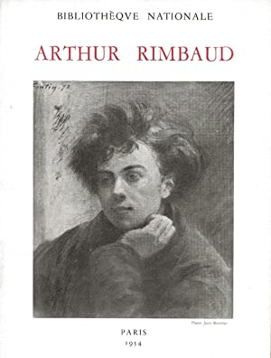 Catalogue Arthur Rimbaud.: RIMBAUD (Arthur)]