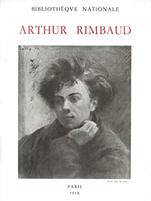 Catalogue Rimbaud.: RIMBAUD (Arthur)]