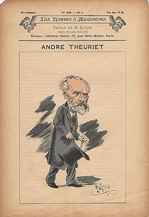 André Theuriet.: VERLAINE (Paul).