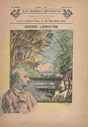 André Lemoyne.: VERLAINE (Paul).