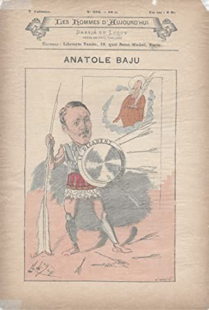 Anatole Baju.: VERLAINE (Paul).