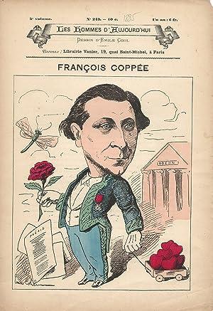 François Coppée.: VERLAINE (Paul).