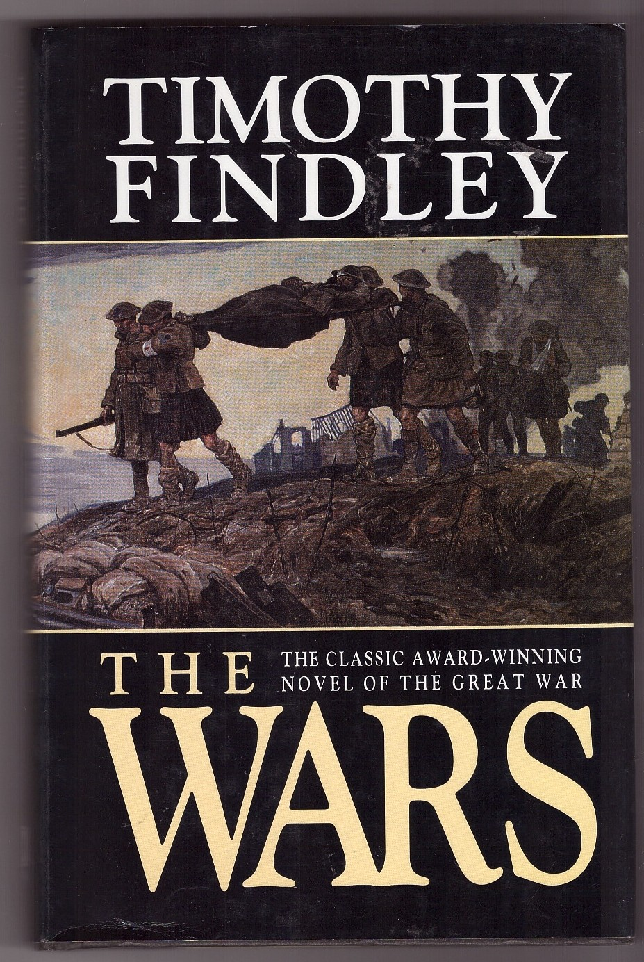 Watch Timothy Findley video