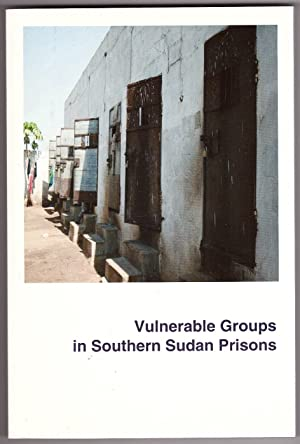 Vulnerable Groups in Southern Sudan Prisons