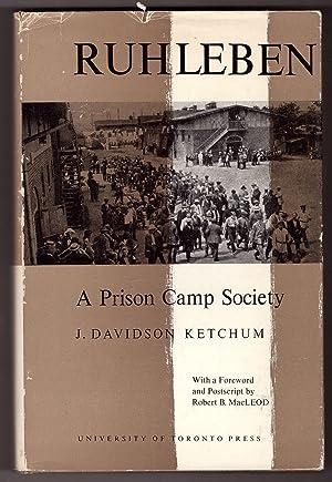 Ruhleben A Prison Camp Society: Ketchum, J. Davidson