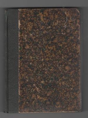 THE SKETCH BOOK OF GEOFFREY CRAYON, ESQ.: Irving, Washington