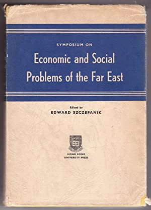 Symposium on Economic and Social Problems of the Far East