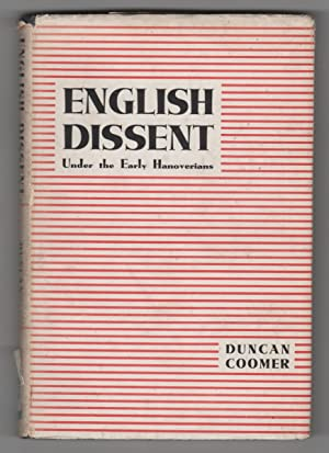 English Dissent Under the Early Hanoverians