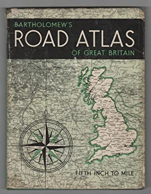 Bartholomew's Road Atlas of Great Britain