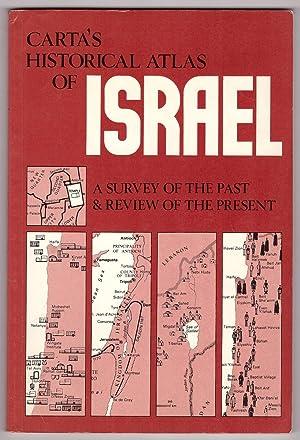 Carta's Historical Atlas of Israel A survey: Aumann, Moshe &