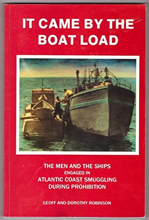 It Came by the Boat Load Essays on Rum Running