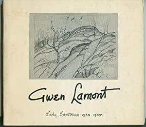 Early Sketches 1932 - 1935: Lamont, Gwen