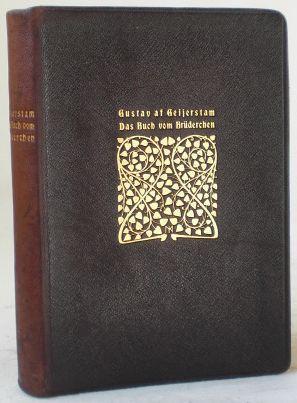 Das Buch vom Brüderchen. Deutsch von Francis: Geijerstam, Gustav af