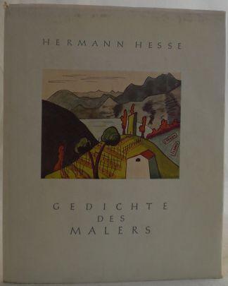 Gedichte Des Malers Zehn Gedichte Mit