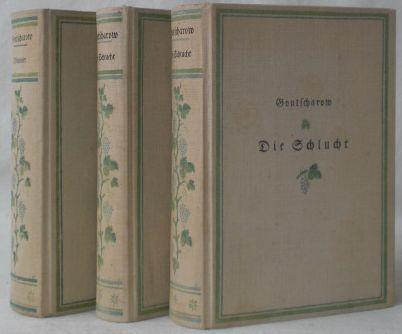Gesammelte Werke in vier Bänden. Band 2.: Gontscharow, Iwan