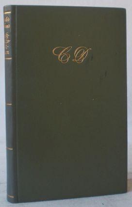 Weihnachtserzählungen. Vollständige Ausgabe. In der Übertragung von: Dickens, Charles