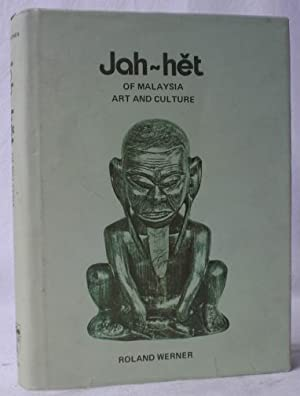 Jah-het of Malaysia, Art and Culture. With remarks on the Jah-Het language by Gerard Diffloth.