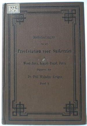 Mededeelingen van het Proefstation voor Suikerriet in: Krüger, Wilhelm (Hg.)