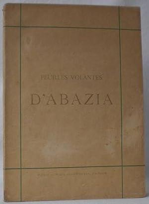Feuilles volantes d Abazia.: Ludwig Salvator, Erzherzog