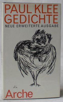 Paul Klee Gedichte Hrsg Zvab