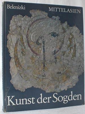 Mittelasien. Kunst der Sogden. Fotos von D.W.: Belenizki, A.M.