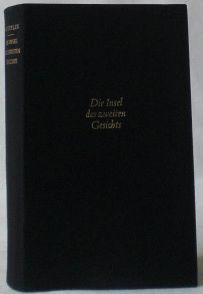 Die Insel des zweiten Gesichts. Aus den: Thelen, Albert Vigoleis