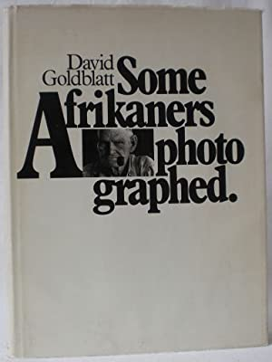 Some Afrikaners photographed.