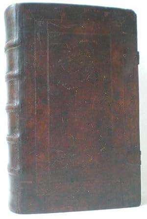 Sacra Biblia. Das ist: Die gantze Heilige: Biblia germanica