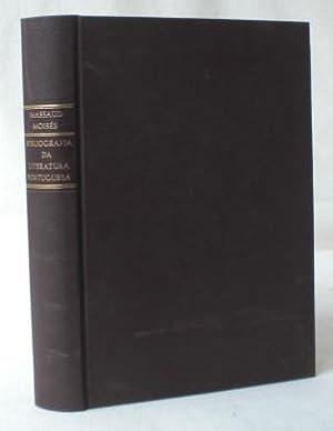 Bibliografia da Literatura Portuguesa.: Moisés, Massaud (Hg.)