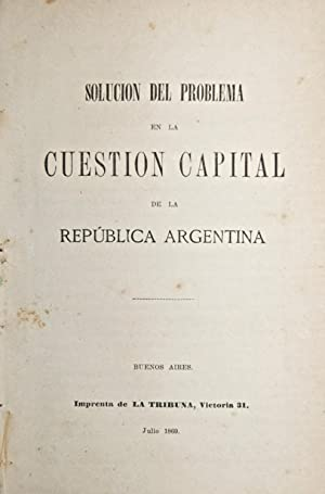 SOLUCIÓN DEL PROBLEMA / en la /