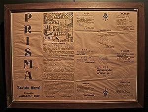 PRISMA. Revista mural. Dirección: Viamonte 1367. (Directores: BORGES, Jorge Luis].