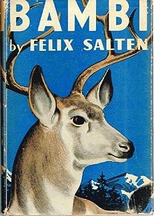 Bambi: Salten, Felix; Whittaker Chambers (trans.)