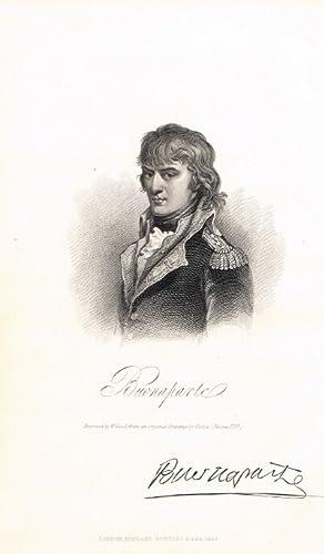 Napoleon Bonaparte (Steel Engraving): Junot, Madame Laure, Duchesse D'Abrantes