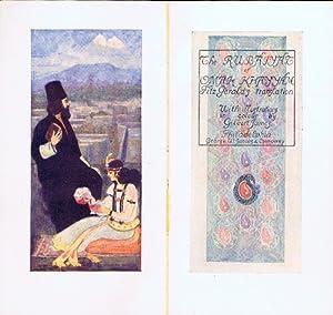 Rubaiyat of Omar Khayyam, The Astronomer Poet: Khayyam, Omar
