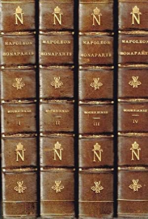 Memoirs of Napoleon Bonaparte: To Which are Added an Account of the Important Events of the Hundr...