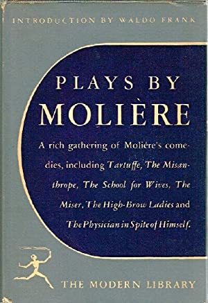 Plays: Moliere