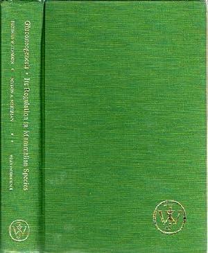 Gluconeogenesis: Its Regulation in Mammalian Species: Hanson, Richard W.; Myron A. Mehlman