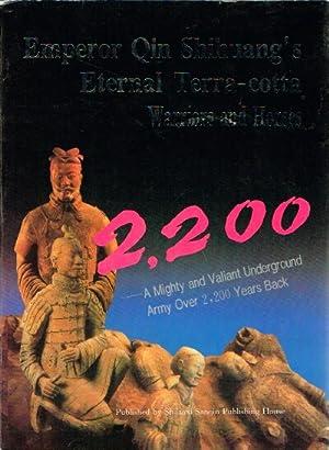 Emperor Qin Shihuang's Eternal Terra-cotta Warriors and: Bing-wu, Li (Ed)