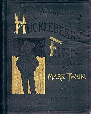 Adventures of Huckleberry Finn (Tom Sawyer's Comrade): Twain, Mark