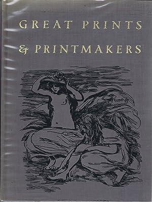 Great Prints & Printmakers: Wechsler, Herman